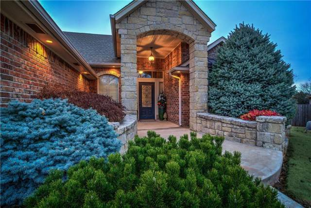 19413 Stone Cress Court, Edmond, OK 73012 (MLS #892655) :: Erhardt Group at Keller Williams Mulinix OKC