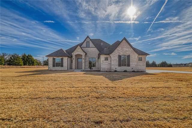 17124 Wafford Way, Choctaw, OK 73020 (MLS #892669) :: Homestead & Co