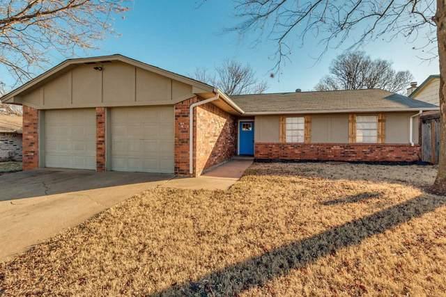 8704 Dena Lane, Oklahoma City, OK 73132 (MLS #892674) :: Homestead & Co