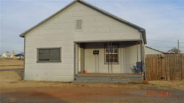 820 N Benson Street, Altus, OK 73521 (MLS #892675) :: Homestead & Co