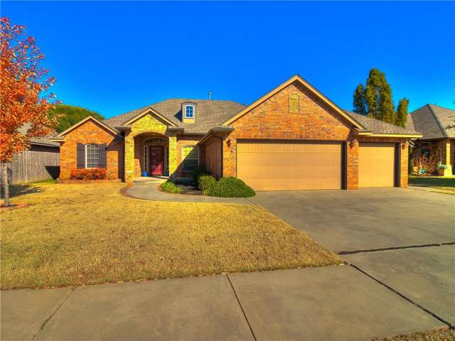 8509 NW 111th Street, Oklahoma City, OK 73162 (MLS #892676) :: Homestead & Co