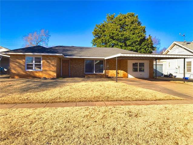 415 N Adams, Elk City, OK 73644 (MLS #892681) :: ClearPoint Realty