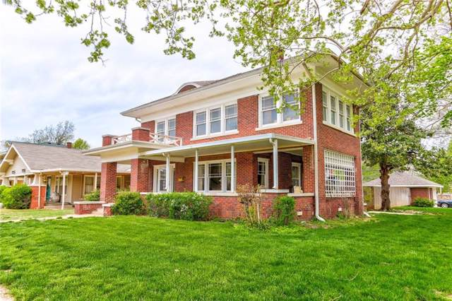 1401 NW 19th Street, Oklahoma City, OK 73106 (MLS #892682) :: Homestead & Co