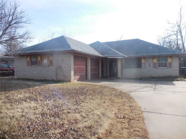 1328 NW 105th Street, Oklahoma City, OK 73114 (MLS #892684) :: KING Real Estate Group