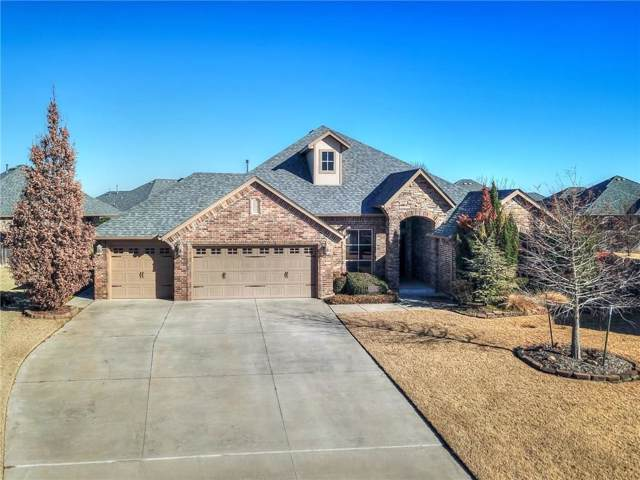 301 SW 172nd Circle, Oklahoma City, OK 73170 (MLS #892685) :: Erhardt Group at Keller Williams Mulinix OKC