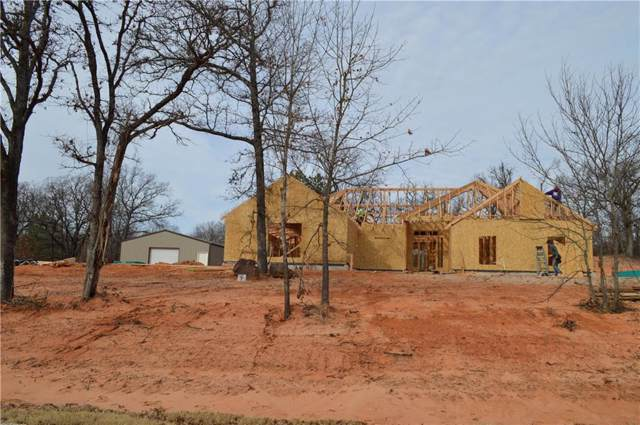 19355 Hidden Pines Drive, Cleveland, OK 73026 (MLS #892690) :: Erhardt Group at Keller Williams Mulinix OKC