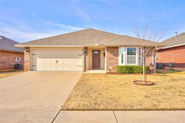 2516 Caribou Court, Norman, OK 73071 (MLS #892693) :: Erhardt Group at Keller Williams Mulinix OKC
