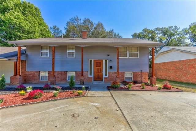 5714 N Meridian Avenue, Oklahoma City, OK 73112 (MLS #892702) :: Homestead & Co