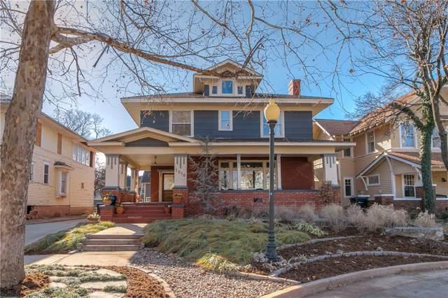 1018 NW 17th Street, Oklahoma City, OK 73106 (MLS #892706) :: Homestead & Co