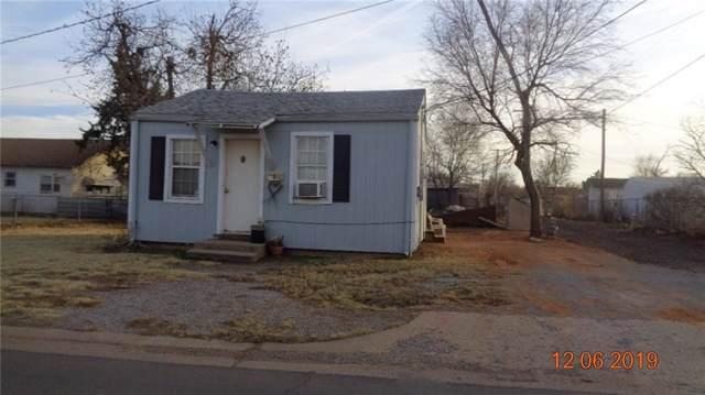 721 N Spurgeon Street, Altus, OK 73521 (MLS #892712) :: Homestead & Co