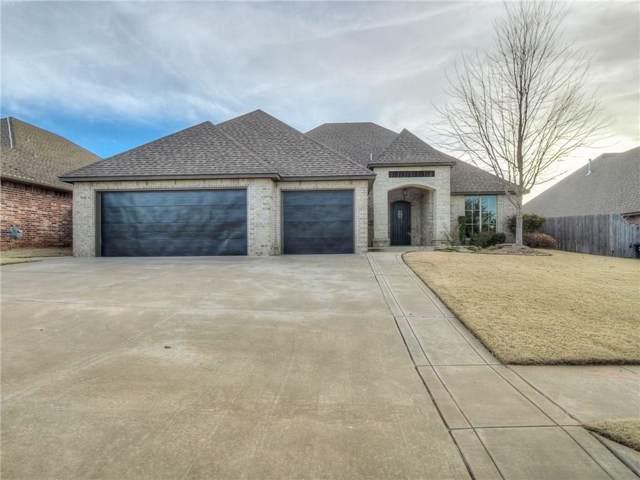3104 SW 140th Street, Oklahoma City, OK 73170 (MLS #892734) :: Homestead & Co