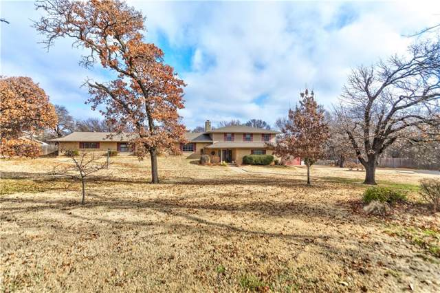 1506 Squirrel Tree Place, Edmond, OK 73034 (MLS #892745) :: Homestead & Co