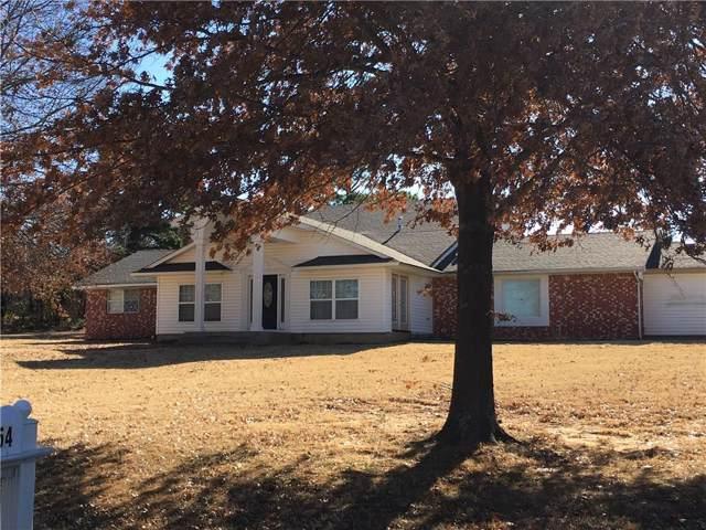 14654 Circle Drive, Choctaw, OK 73020 (MLS #892753) :: Homestead & Co
