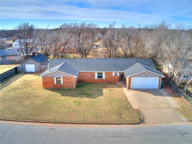 4929 S Kathy Drive, Oklahoma City, OK 73135 (MLS #892780) :: Homestead & Co
