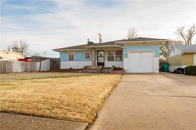 2912 SW 46th Street, Oklahoma City, OK 73119 (MLS #892781) :: Erhardt Group at Keller Williams Mulinix OKC