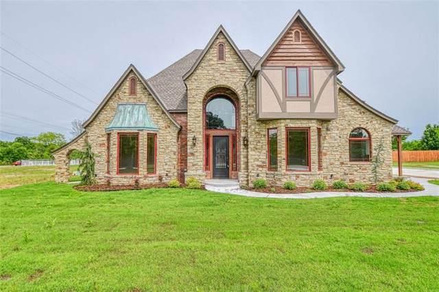 1580 Moran Road, Choctaw, OK 73020 (MLS #892796) :: Homestead & Co