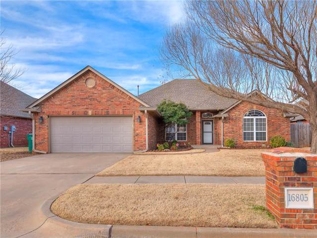 16805 Valderama Way, Edmond, OK 73012 (MLS #892808) :: Homestead & Co