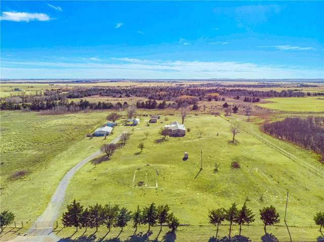 35613 E County Road 1480 Road, Mangum, OK 73554 (MLS #892818) :: Homestead & Co