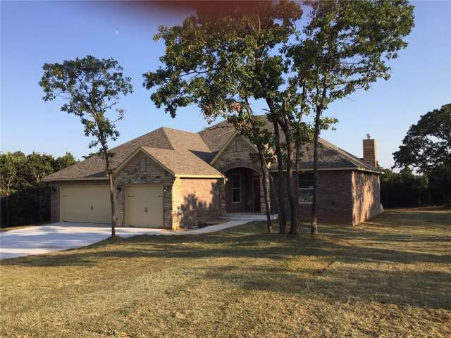 3367 Rustic Hollow Road, Guthrie, OK 73044 (MLS #892819) :: Homestead & Co