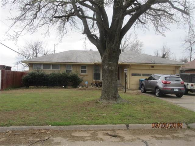 108 W Steed Drive, Midwest City, OK 73110 (MLS #892820) :: Homestead & Co