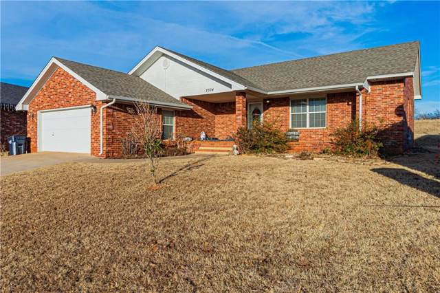 2334 Tailwinds Drive, Purcell, OK 73080 (MLS #892836) :: Homestead & Co
