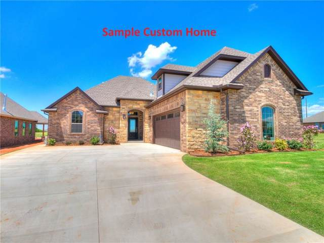 7708 NW 136th Terrace, Oklahoma City, OK 73142 (MLS #892838) :: Homestead & Co