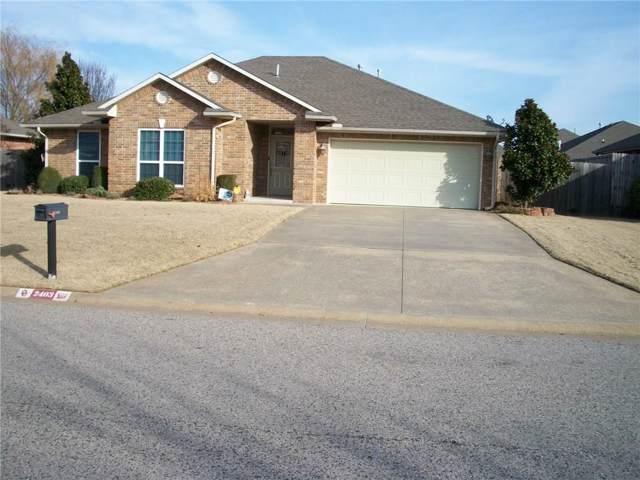 2403 Whispering Pine Boulevard, Shawnee, OK 74804 (MLS #892842) :: Homestead & Co
