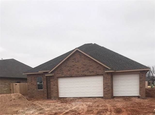 1719 W Trout Way, Mustang, OK 73064 (MLS #892846) :: Homestead & Co