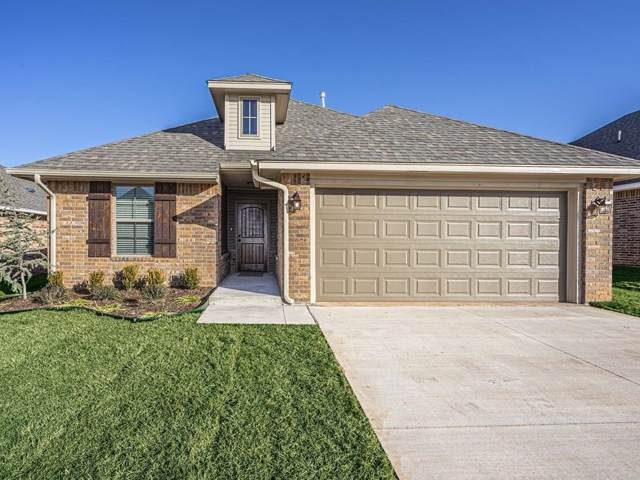 13908 Northwood Village Drive, Piedmont, OK 73078 (MLS #892868) :: Homestead & Co