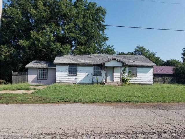 406 W Apache Street, Lindsay, OK 73052 (MLS #892875) :: Homestead & Co