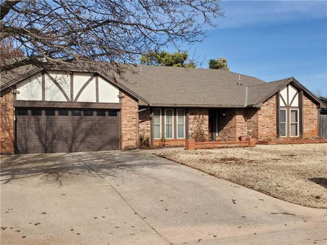 6105 W Gun Hill Way, Warr Acres, OK 73132 (MLS #892881) :: Homestead & Co