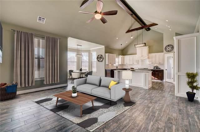 1316 NW 173rd Street, Edmond, OK 73012 (MLS #892885) :: Homestead & Co