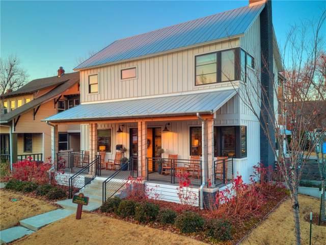 1401 NW 16th Street, Oklahoma City, OK 73106 (MLS #892890) :: Homestead & Co