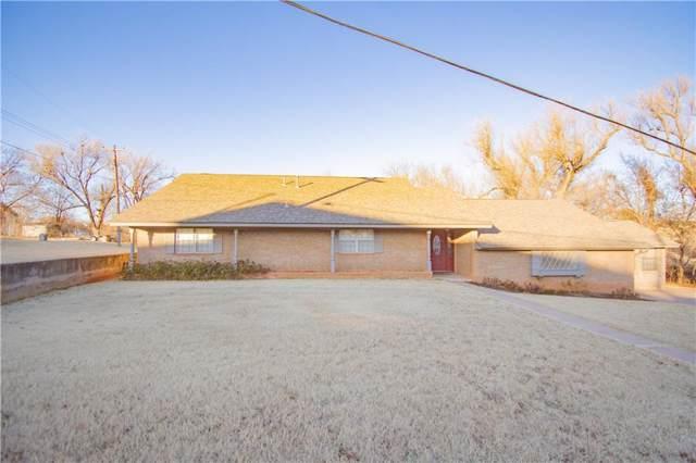 201 W 11th Street, Cordell, OK 73632 (MLS #892916) :: Homestead & Co