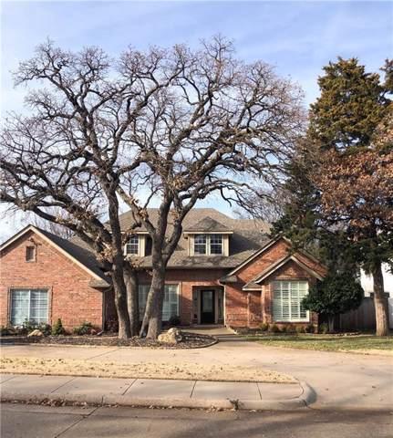 1301 Troone Drive, Edmond, OK 73025 (MLS #892917) :: Homestead & Co