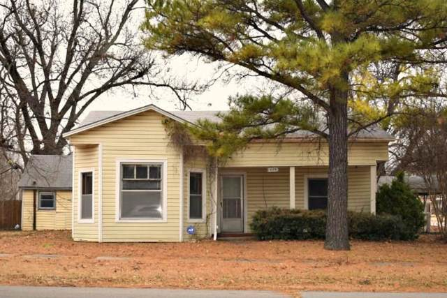 702 S 9th Street, Chickasha, OK 73018 (MLS #892919) :: Homestead & Co