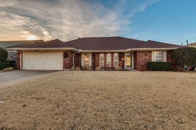 6609 Stonycreek Drive, Oklahoma City, OK 73132 (MLS #892930) :: Homestead & Co