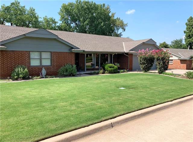 721 Kingston Drive, Yukon, OK 73099 (MLS #892934) :: Homestead & Co