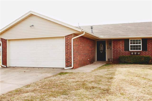 608 E Silver Maple Court, Noble, OK 73068 (MLS #892935) :: Erhardt Group at Keller Williams Mulinix OKC