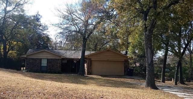 22 Comanche Circle, Shawnee, OK 74801 (MLS #892939) :: Erhardt Group at Keller Williams Mulinix OKC