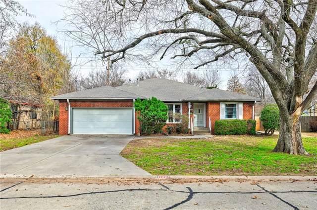 1221 Camden Way, Norman, OK 73069 (MLS #892949) :: Homestead & Co