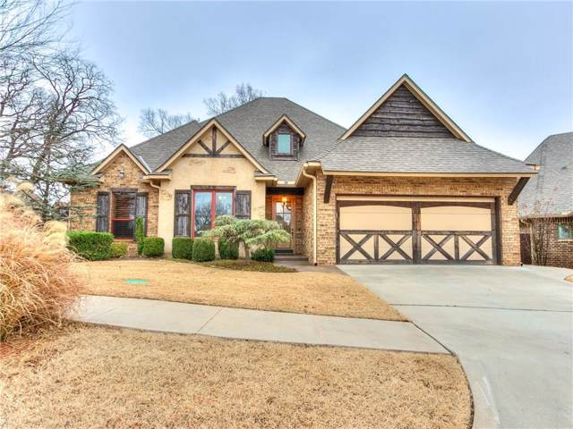 3520 Cheyenne Villa Circle, Edmond, OK 73013 (MLS #892951) :: Homestead & Co
