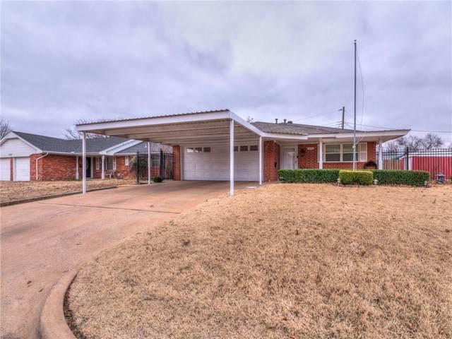 6432 S Harvey Place, Oklahoma City, OK 73139 (MLS #892960) :: Homestead & Co