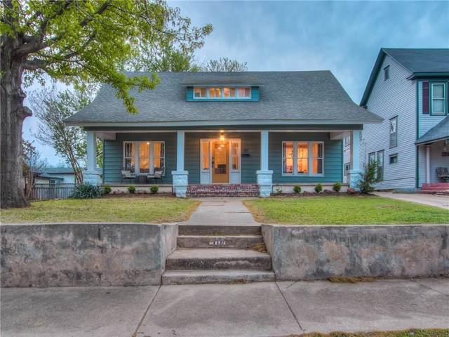717 E Warner Avenue, Guthrie, OK 73044 (MLS #892963) :: Homestead & Co