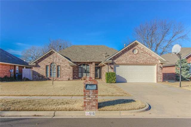 516 Avon Drive, Norman, OK 73072 (MLS #892975) :: Homestead & Co