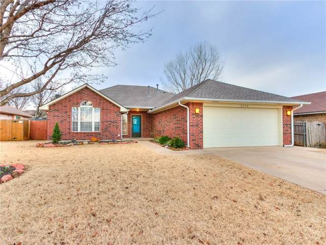 2116 Pebble Creek Boulevard, Edmond, OK 73003 (MLS #892986) :: Keri Gray Homes