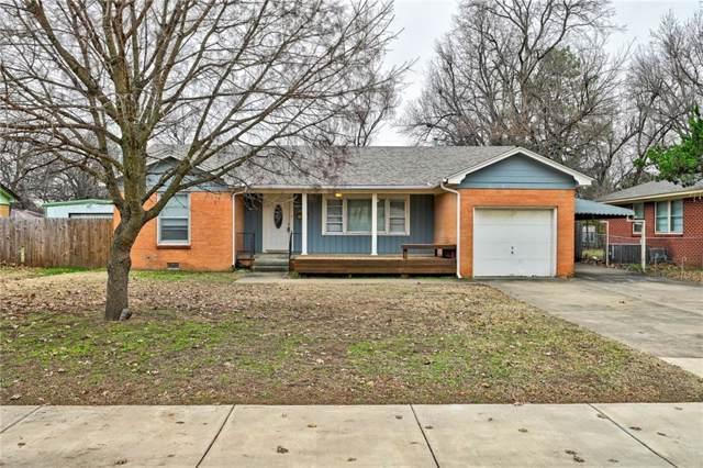 1222 Westlawn Drive, Norman, OK 73069 (MLS #892988) :: Homestead & Co