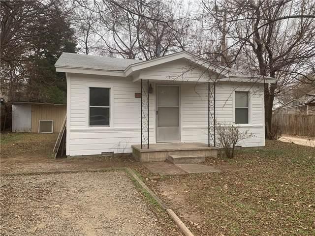 111 N Stewart Avenue, Norman, OK 73071 (MLS #893017) :: Keri Gray Homes