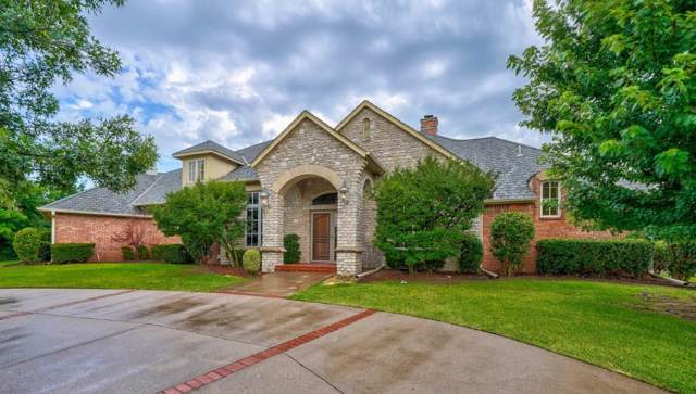 18701 Wolf Creek Drive, Edmond, OK 73012 (MLS #893024) :: Homestead & Co