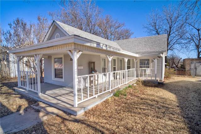 324 N Louis Tittle Street, Mangum, OK 73554 (MLS #893027) :: Homestead & Co
